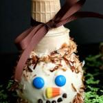Scarecrow Gourmet Apples