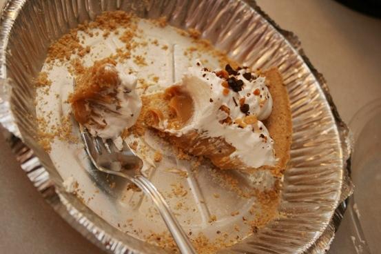 Delicious caramel pie recipe using the crock pot